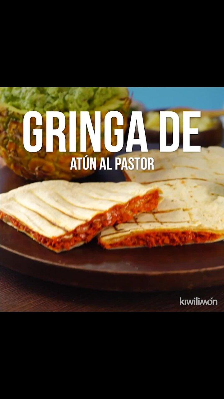 Gringa de Atún al Pastor