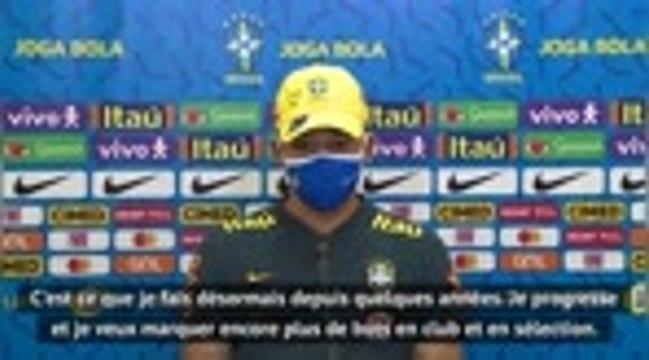 """Brésil - Jesus : """"Marquer des buts est le plus important pour moi"""""""