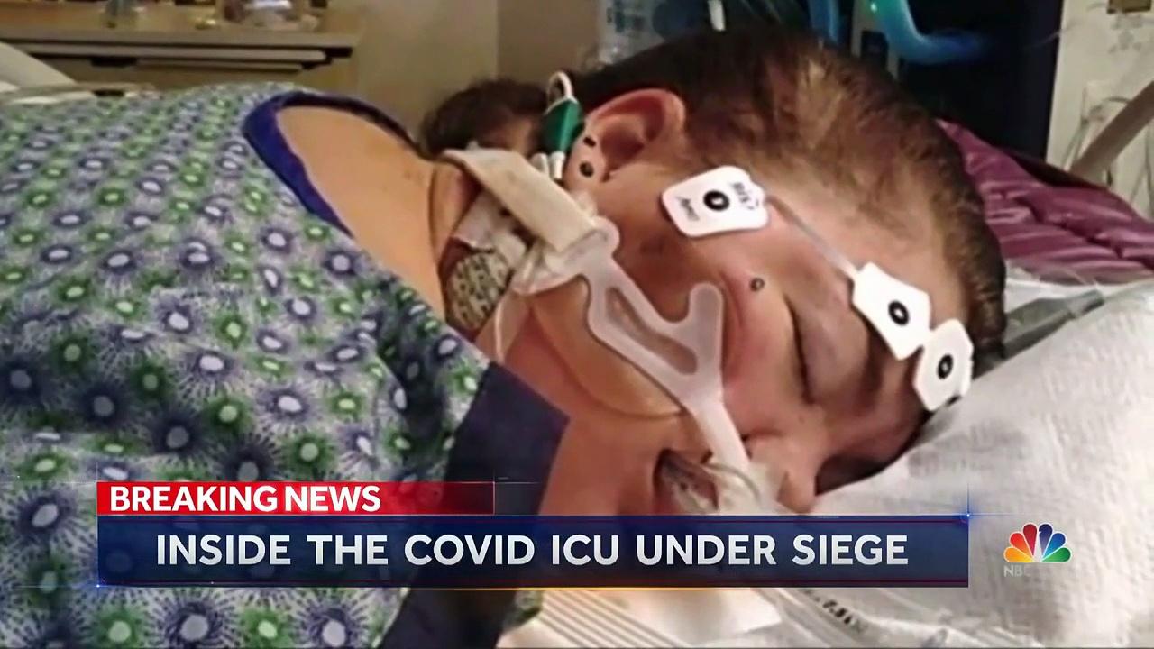 Coronavirus- Inside Minnesota Hospital On The Brink – NBC Nightly News