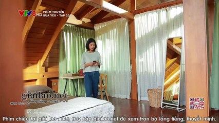 bùa yêu tập 20 VTV8 lồng tiếng tap 21 Phim Thái Lan xem phim bua yeu tron bo tap cuoi