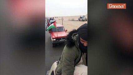 Le Polisario mobilise la population de Tindouf par des manifestations contre le Maroc