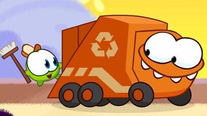 Om Nom Stories: Nibble Nom - Stellar Sorting - Funny cartoons for kids