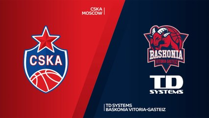 EuroLeague 2020-21 Highlights Regular Season Round 8 video: CSKA 89-86 Baskonia