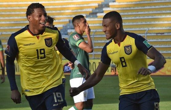 Qualifs Mondial 2022 : L'Equateur s'en sort après un match spectaculaire