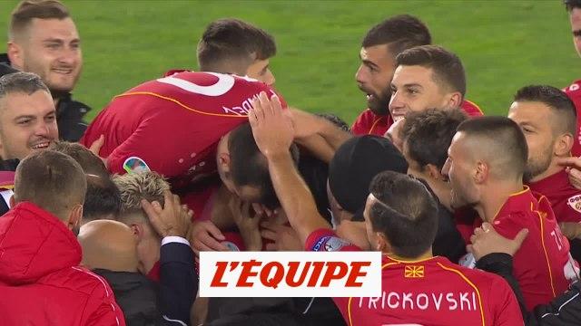 Tous les buts de la soirée du 12 novembre - Foot - Barrage Euro
