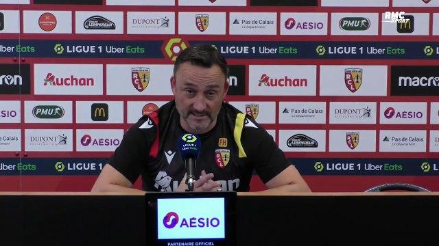 """Lens : Haise assume son ambition dans le jeu quitte à """"perdre des matches"""