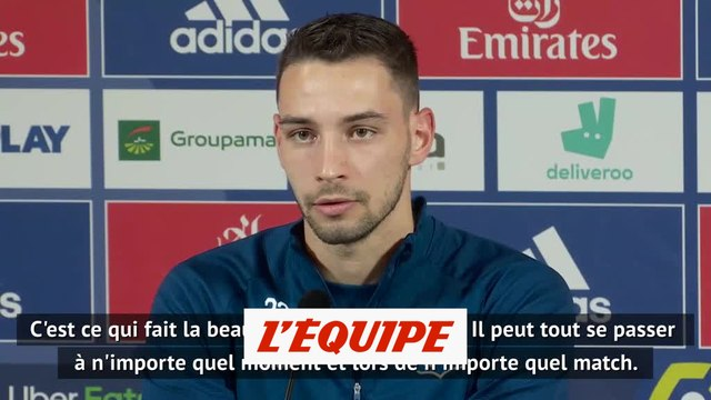 De Sciglio : « La Ligue 1 est plus intense que ce que j'imaginais » - Foot - L1 - OL