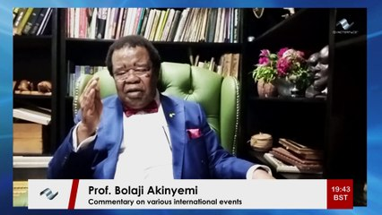 Rawlings created an environment that allowed national resources to enrich national coffers - Prof. Bolaji Akinyemi