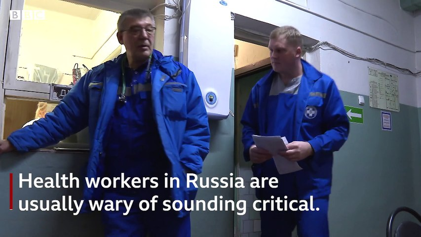 Coronavirus- The Russian provinces buckling under Covid-19