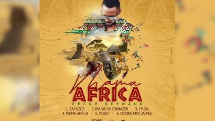 Serge Beynaud - Full EP Mama Africa - audio