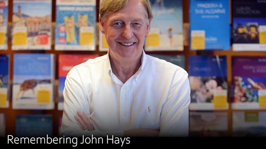 Remembering John Hays