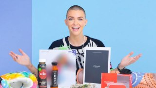10 Things Ruby Rose Can't Live Without