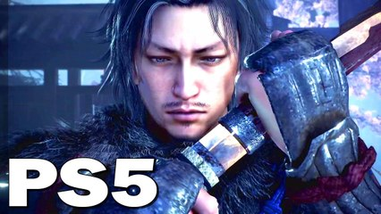 NIOH COLLECTION REMASTERED : TRAILER SUR PS5 120FPS