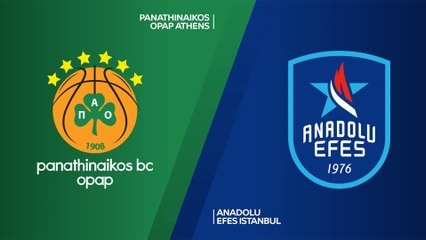 EuroLeague 2020-21 Highlights Regular Season Round 8 video: Panathinaikos 77-80 Efes
