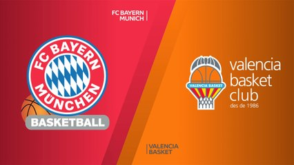 EuroLeague 2020-21 Highlights Regular Season Round 8 video: Bayern 90-79 Valencia