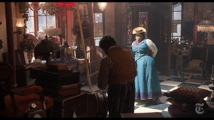 Watch a Soulful Musical Performance in 'Jingle Jangle' - Anatomy of a Scene