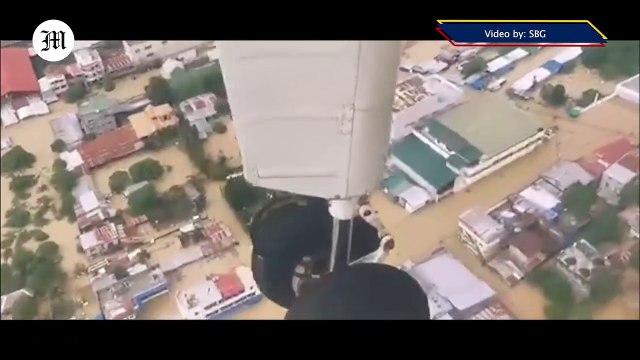 WATCH: Situation at Cagayan