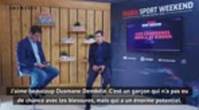 """Barcelone - Figo : """"Dembélé a un potentiel énorme"""""""