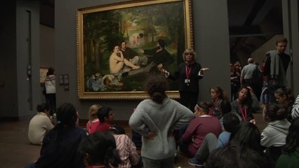 Les Clubs de la Réussite - Le Musée d'Orsay