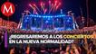 ¿Qué pasara con los conciertos masivos?   M2, con Susana Moscatel e Ivett Salgado
