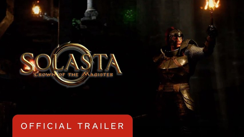 Solasta Crown of the Magister - Official Trailer  Summer of Gaming 2020