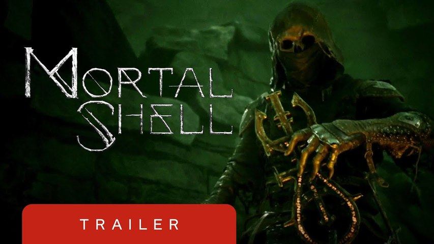Mortal Shell - New Class Gameplay Trailer  Summer of Gaming 2020