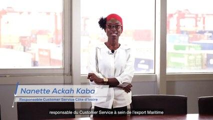 Nos collaborateurs ont du talent - Nanette Ackah Kaba