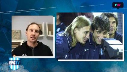 La gran amistad del Polaco y Diego
