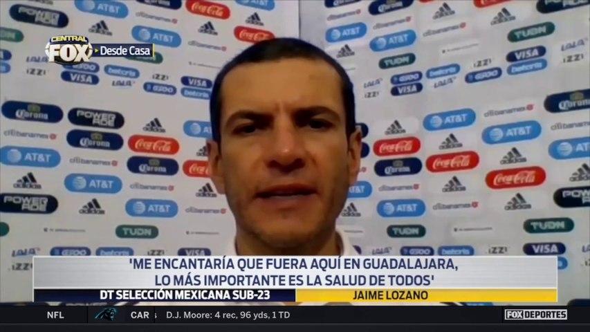 El 'Tri' sub-20 trabaja de cara al premundial: Selección Nacional