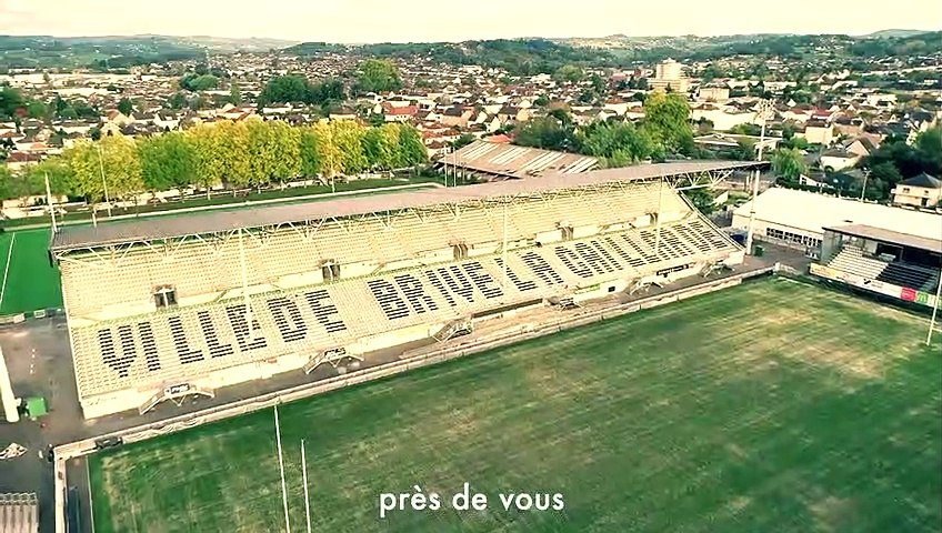 Rugby : Video - NOUS SOMMES LÀ !