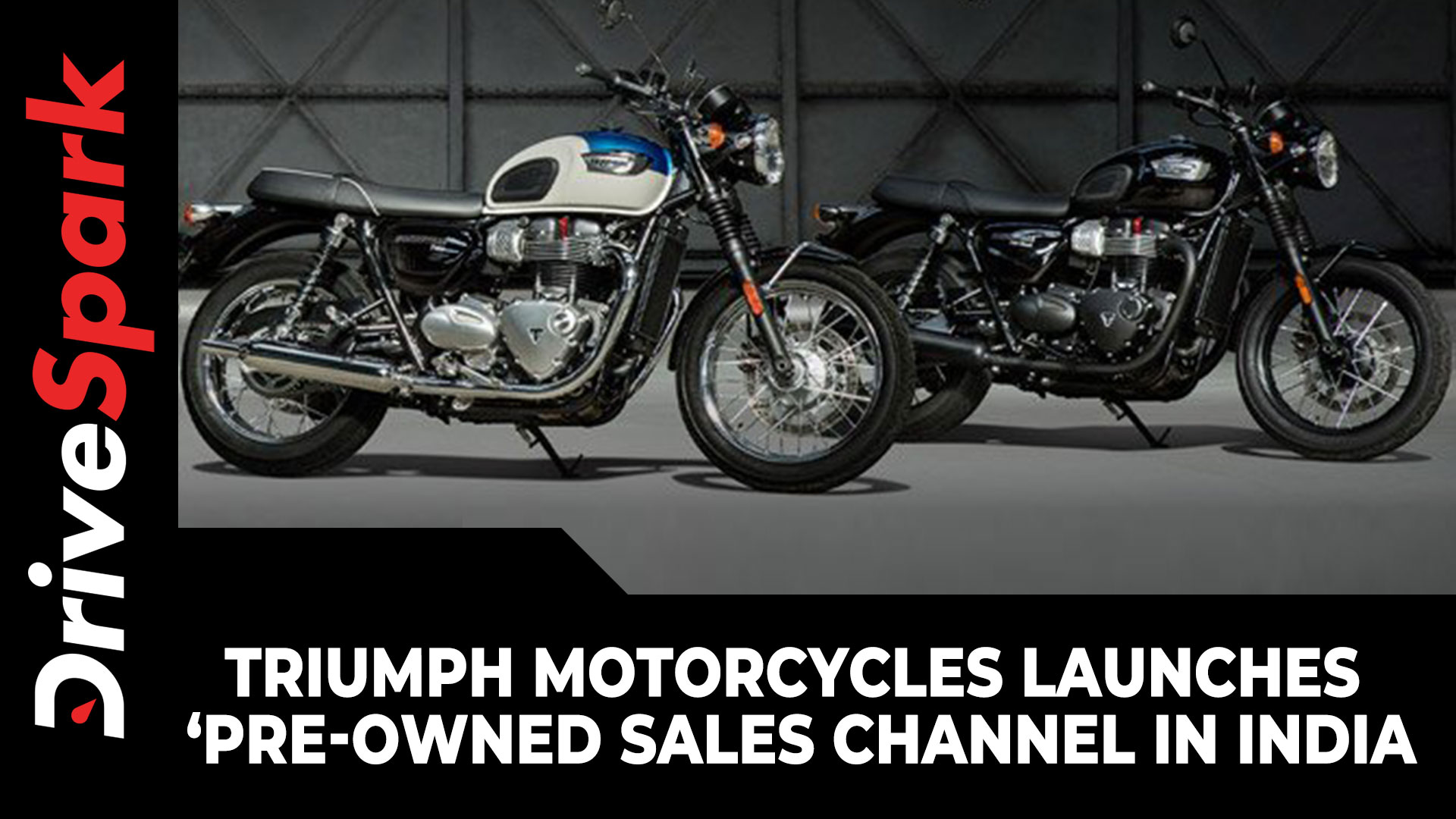 Triumph Motorcycles Launches 'Pre-Owned Sales Channel In India   Approved Triumph