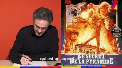 Le Papier Crayon de Benoît Dahan