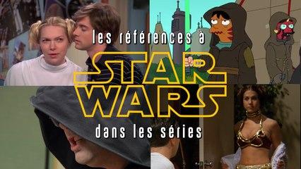 STAR WARS : Les références à la saga dans les séries
