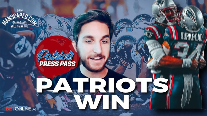 IMMEDIATE REACTIONS Patriots Defeat Ravens in NFL Week 10