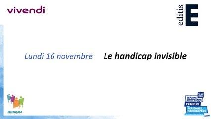 SEEPH2020 - Le handicap invisible _ Editis