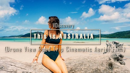 This is AUSTRALIA - Drone View Road Trip (Cinematic Aerial Film)