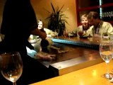restaurant japonais sakura tournai couper omelette cuisine