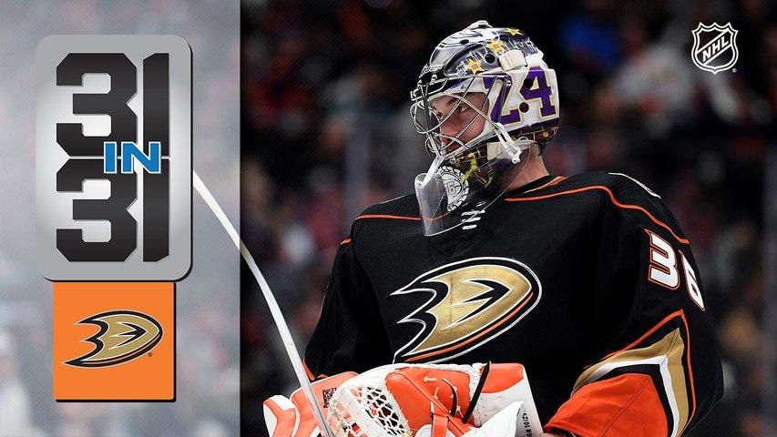 31 in 31: Anaheim Ducks 2020-21 season preview