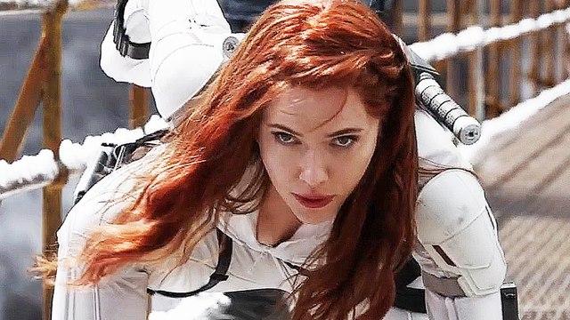 Black Widow Kinostart