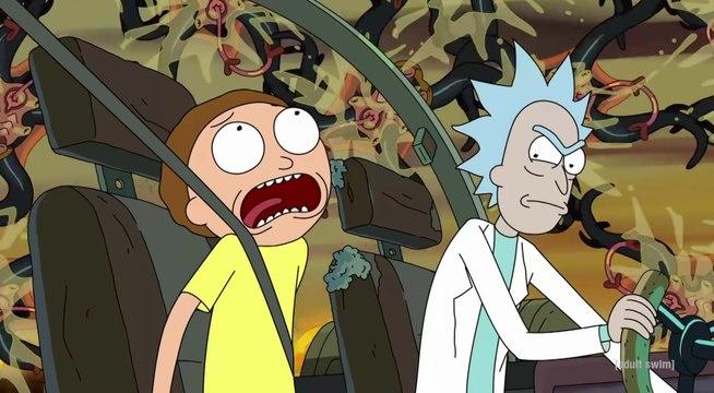 Staffel 4 Rick And Morty Netflix