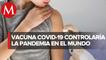 Si vacunas anticovid dan resultados como la del sarampión se controlará la pandemia: Ssa