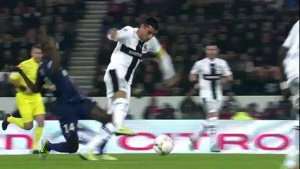 17/11/12 : Romain Alessandrini (13') : Paris SG - Rennes (1-2)