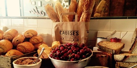 Brunch Causses (Paris) - OuBruncher