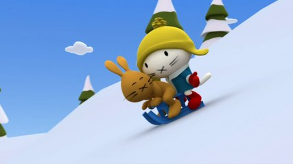 Musti - Sleigh ride - Funny cartoons for kids