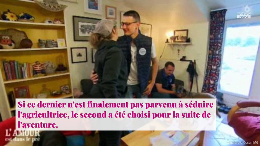"""L'amour est dans le pré 2020 : Laura """"touchante"""" avec Benoît, que pense Twitter de son choix ?"""