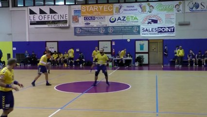 Highlights: Parma Pallamano - Camerano 21-28