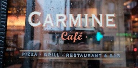Brunch Carmine Café (Paris) - OuBruncher