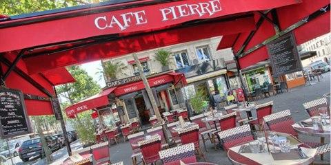 Brunch Café Pierre (Paris) - OuBruncher