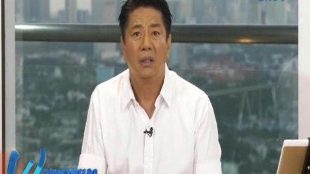 """Wowowin: """"Hindi ako nagpapasikat, gusto kong tumulong!""""  Willie Revillame"""