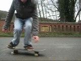 Game of skate : Double Kickflip